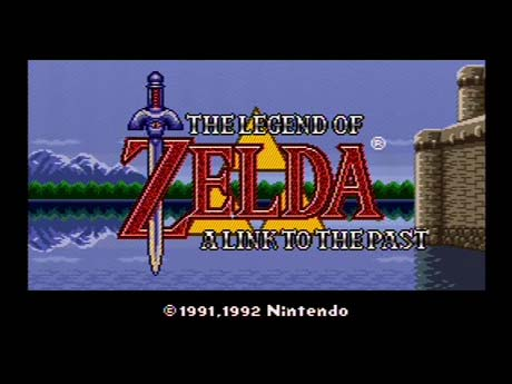 Woodrow's Place: Legend Of Zelda: A Link to the Past Review